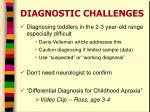 diagnostic challenges