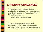i therapy challenges1
