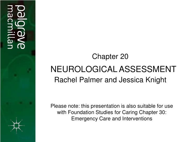 neurological assessment neurological assessment n.