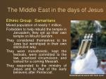 the middle east in the days of jesus28