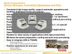 needs expectations service bureaus centralized operations and isvs