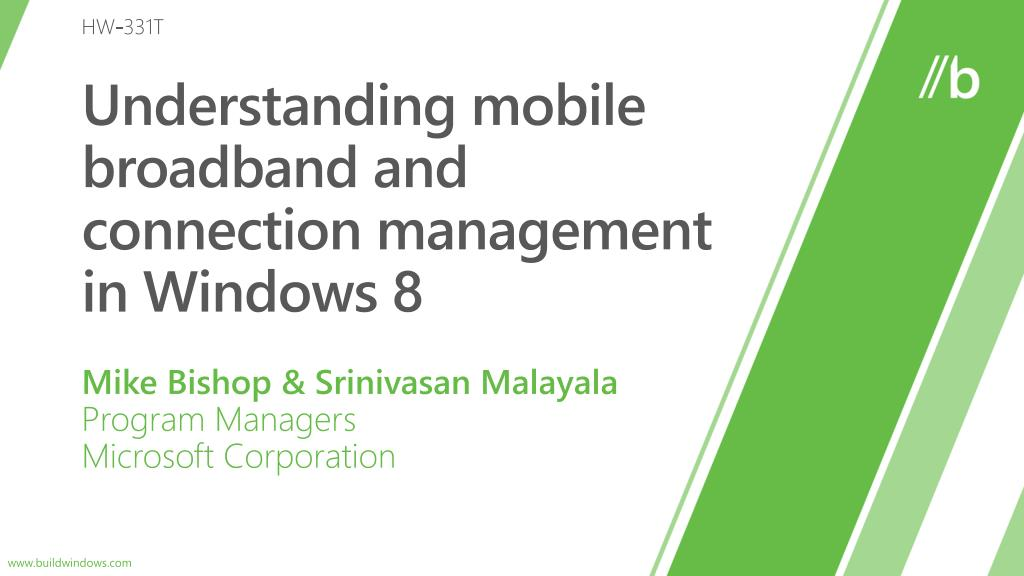 understanding mobile broadband and connection management in windows 8 l.