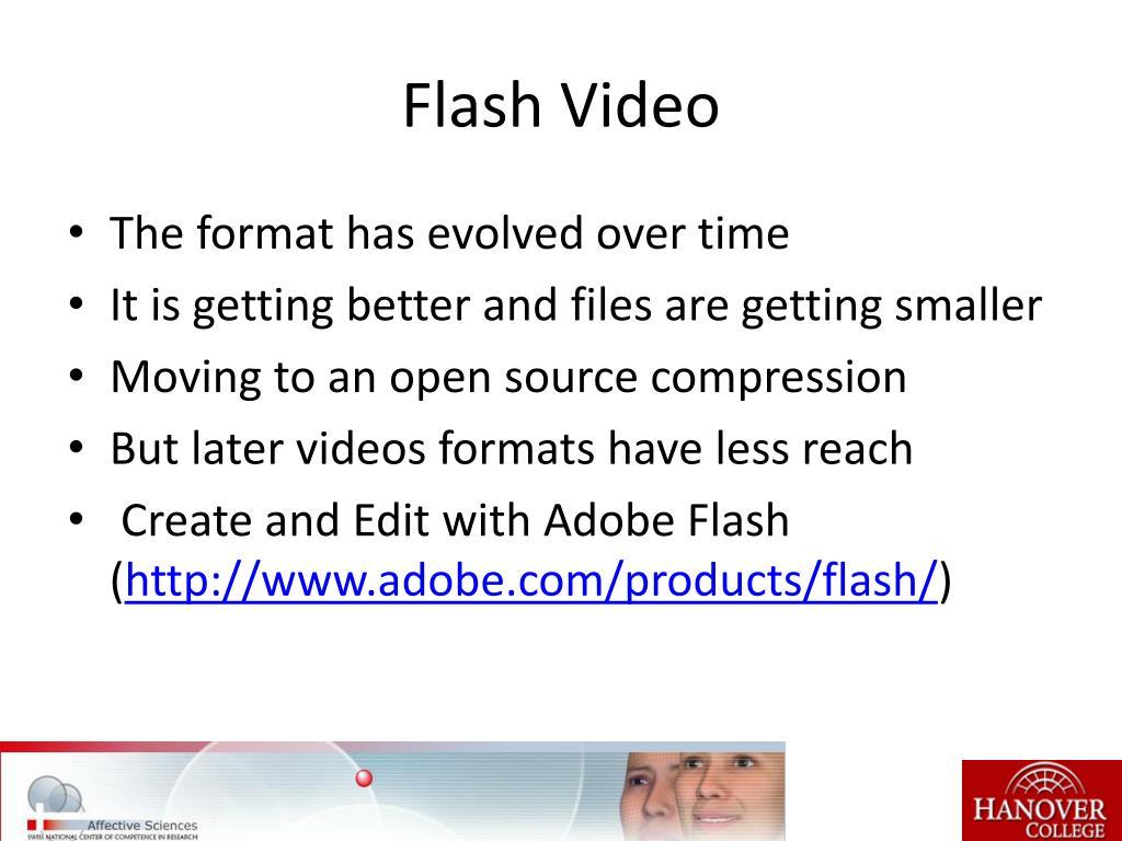 Flash Video