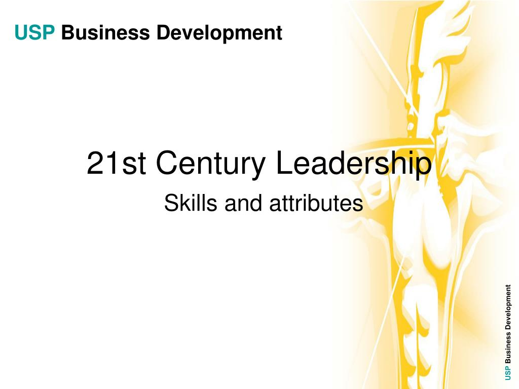 21st century leadership l.