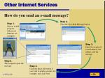 other internet services49