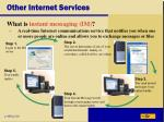 other internet services56