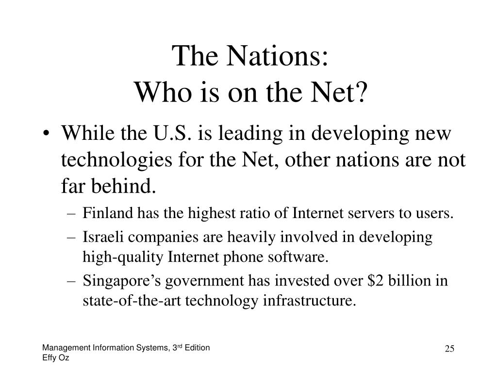 The Nations: