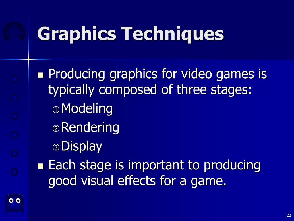 Graphics Techniques