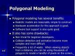 polygonal modeling39