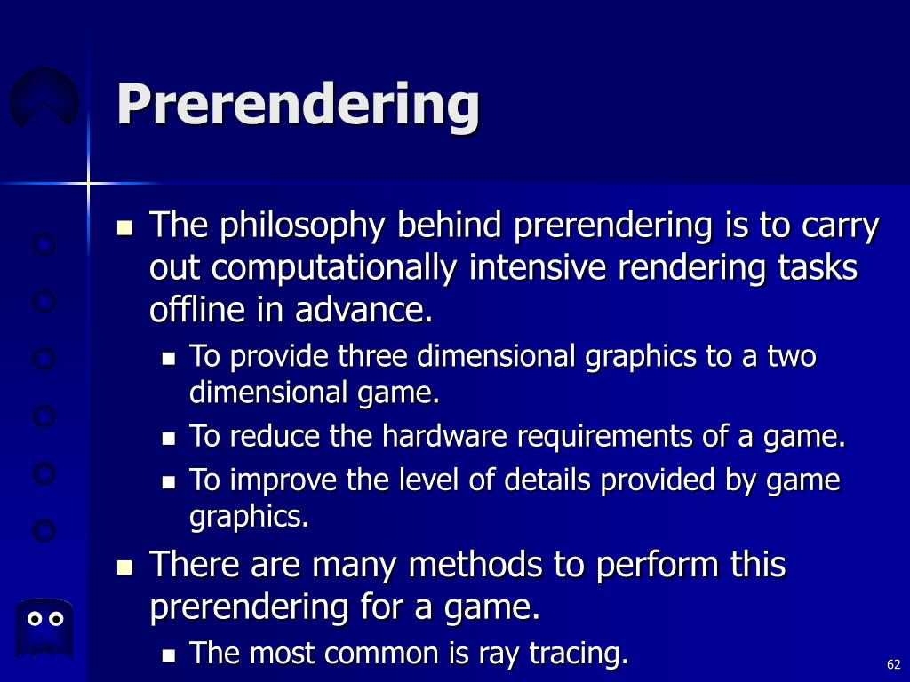 Prerendering