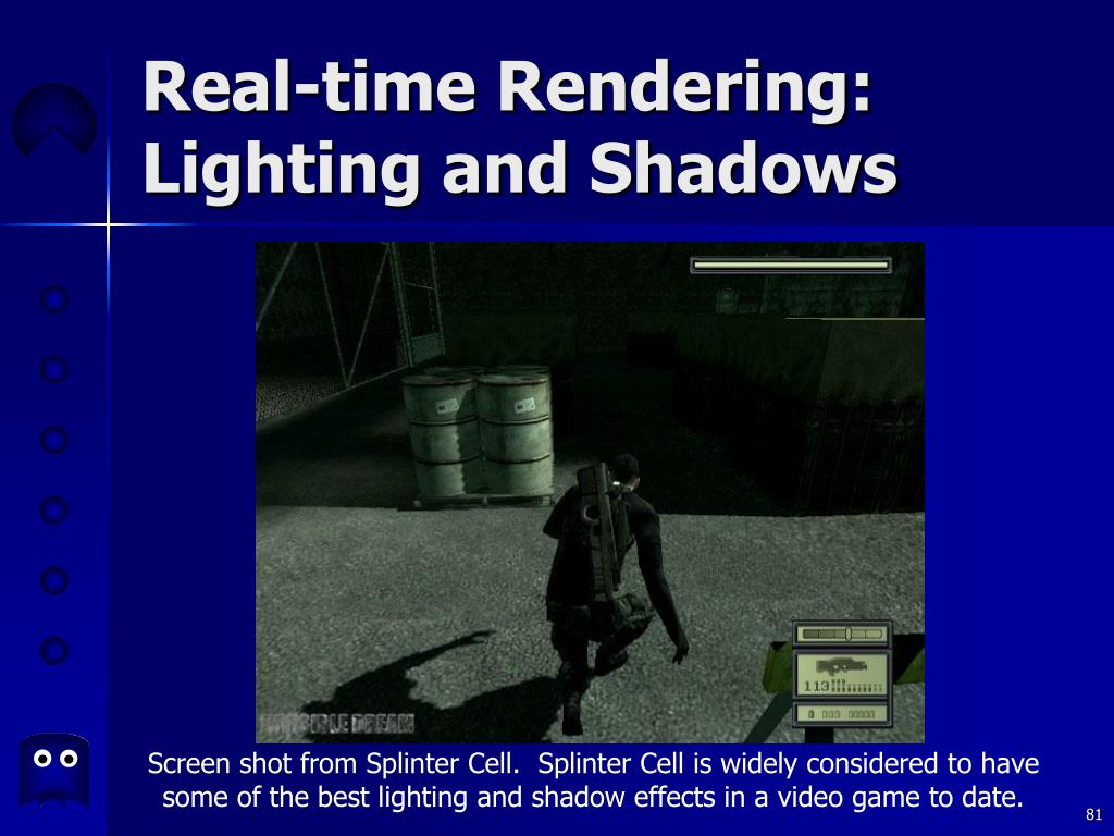 Real-time Rendering: