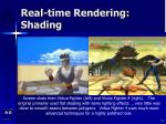 real time rendering shading72
