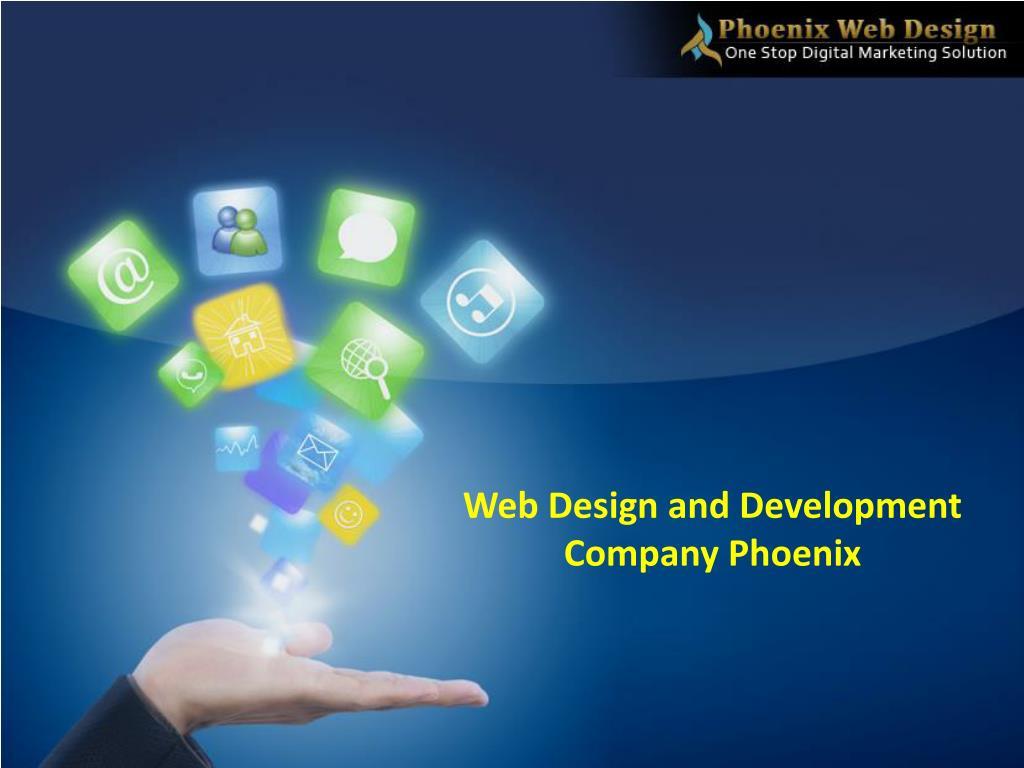 web design and development company phoenix l.