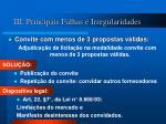 iii principais falhas e irregularidades4
