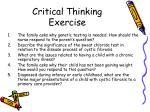 critical thinking exercise14