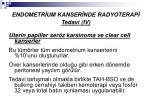 endometr um kanser nde radyoterap tedavi iv1