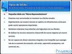 tipos de gsas de multinacionales proveedoras de servicios a socios estrat gicos8
