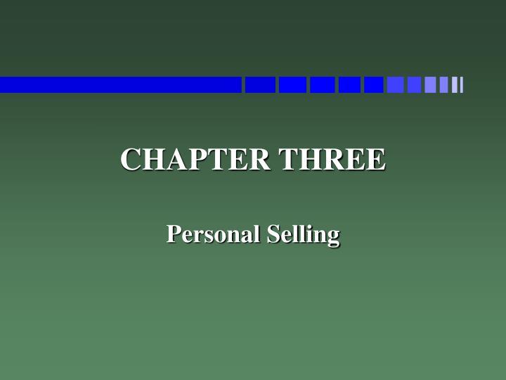 chapter three n.
