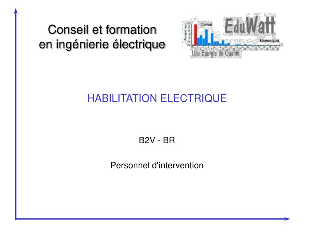 habilitation electrique l.