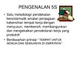 pengenalan 5s