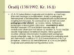 rad j 138 1992 kr 1640