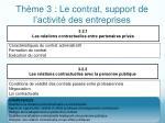 th me 3 le contrat support de l activit des entreprises13