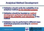 analytical method development12