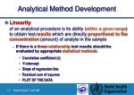 analytical method development38