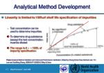 analytical method development42