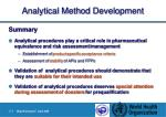 analytical method development50