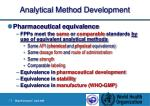 analytical method development7