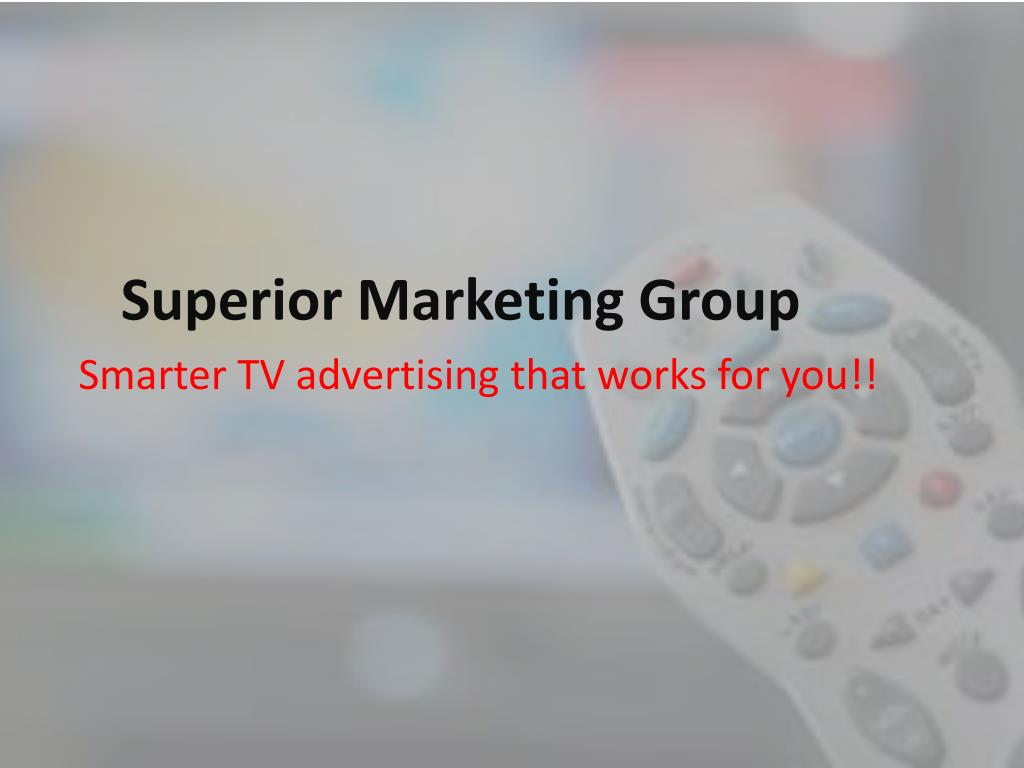 superior marketing group l.