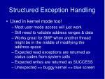 structured exception handling3