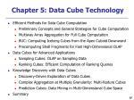 chapter 5 data cube technology57