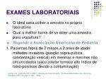 exames laboratoriais10