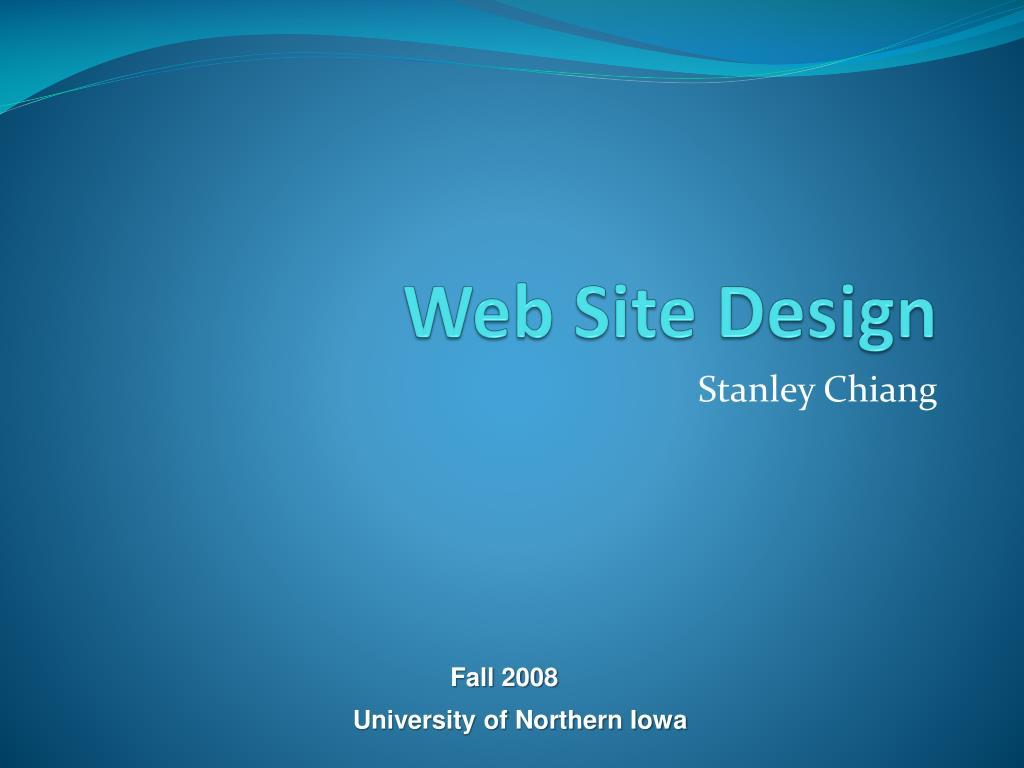 web site design l.