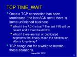 tcp time wait
