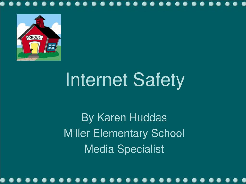 internet safety l.
