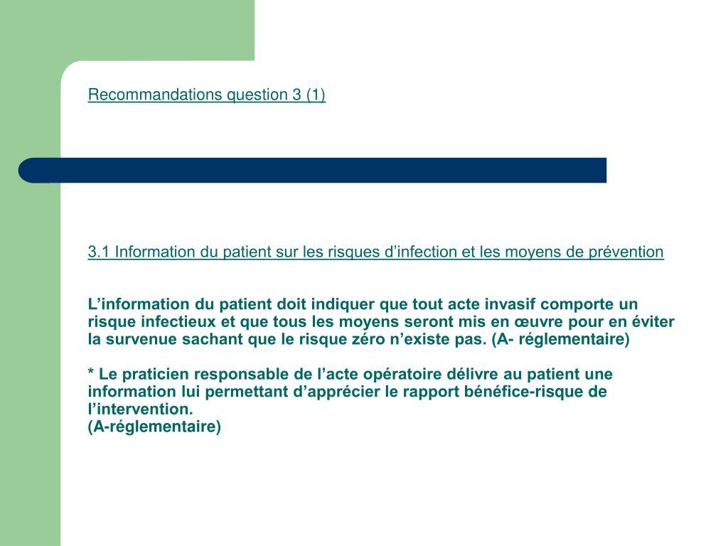 Recommandations question 3 (1)