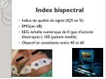 index bispectral22