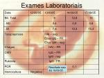 exames laboratoriais47