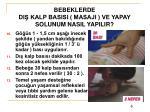 bebeklerde di kalp basisi masaji ve yapay solunum nasil yapilir29