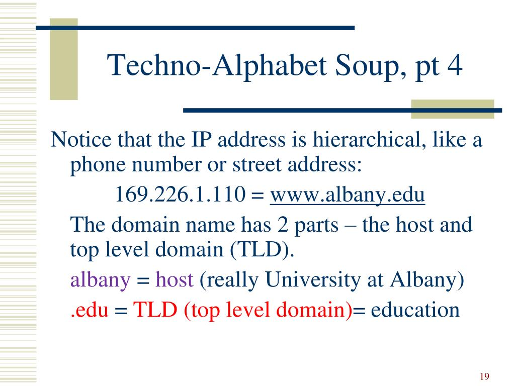 Techno-Alphabet Soup, pt 4