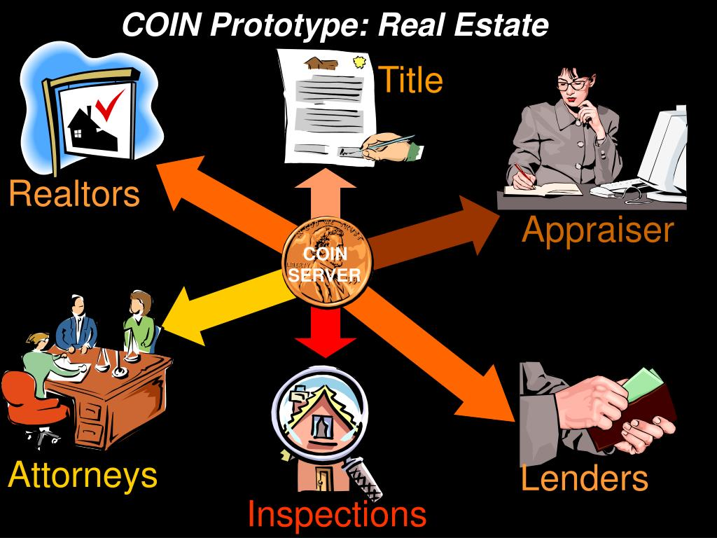 COIN Prototype: Real Estate