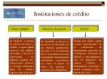 instituciones de cr dito