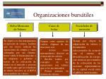 organizaciones burs tiles