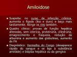 amiloidose