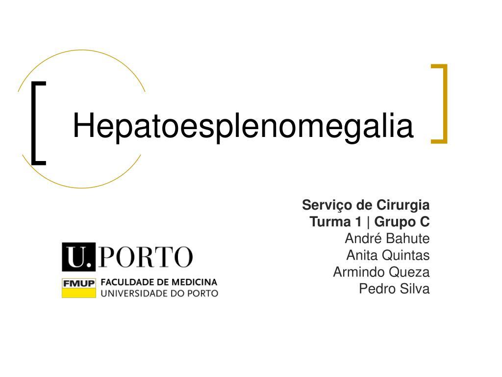 hepatoesplenomegalia l.