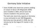 germany solar initiative62