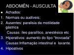 abdom n ausculta13